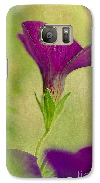 Galaxy Case featuring the photograph Reaching Toward The Heavens by MaryJane Armstrong