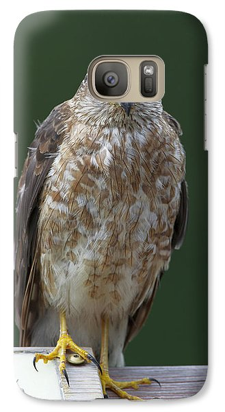 Galaxy Case featuring the photograph Read Where I'm Pointing At by Gerry Sibell
