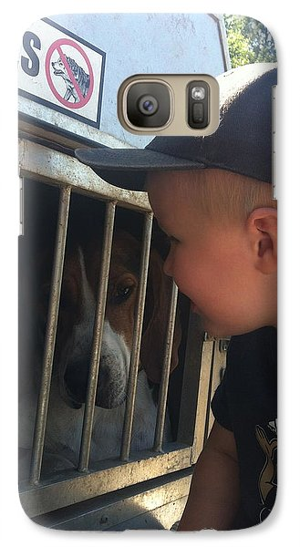Galaxy Case featuring the photograph Ready For The Hunt by Tiffany Erdman