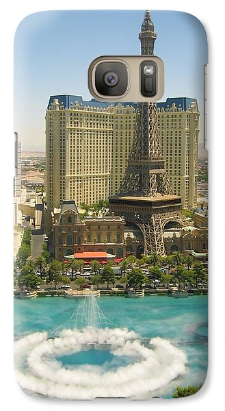 Galaxy Case featuring the photograph Ready To Dance by Angela J Wright