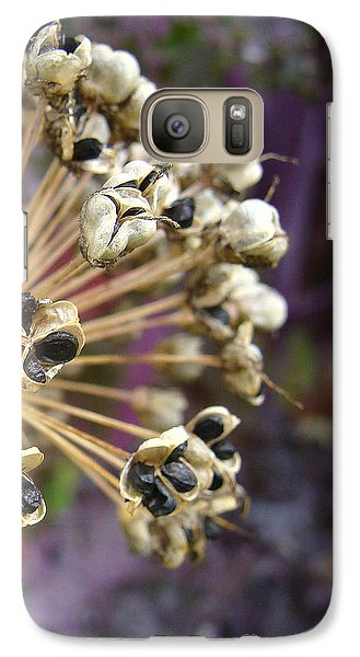 Galaxy Case featuring the photograph Ready To Disperse by Cheryl Hoyle