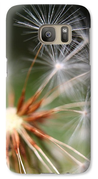 Galaxy Case featuring the photograph Ready To Leave by Alicia Knust