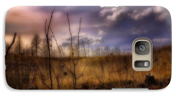 Galaxy Case featuring the photograph Recovery by Ellen Heaverlo