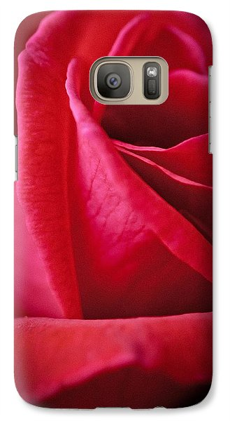 Red Galaxy S7 Case