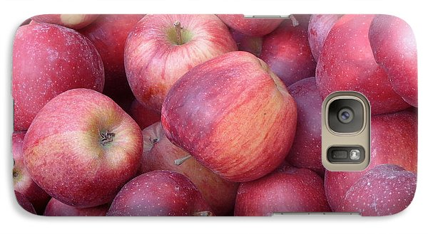 Galaxy Case featuring the photograph Red Delicious by Joseph Skompski