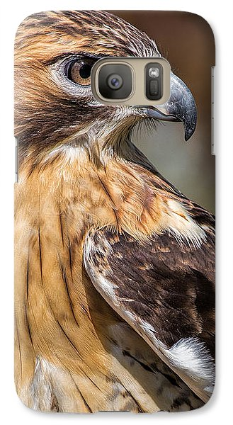 Red Tail Hawk Galaxy S7 Case