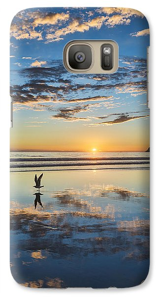 Reflected Flight Galaxy S7 Case