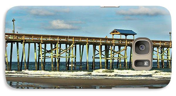 Reflection Pier Galaxy S7 Case by Paula Porterfield-Izzo