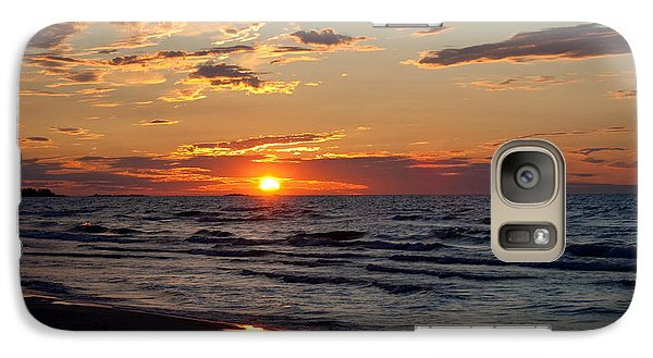 Galaxy Case featuring the photograph Reflection by Barbara McMahon