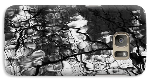 Galaxy Case featuring the photograph Reflection by Yulia Kazansky