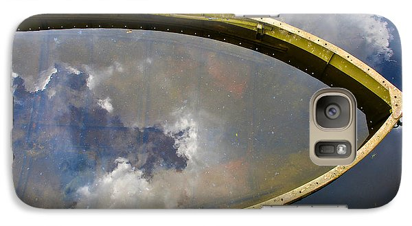 Galaxy Case featuring the photograph Reflections by Charlie Brock