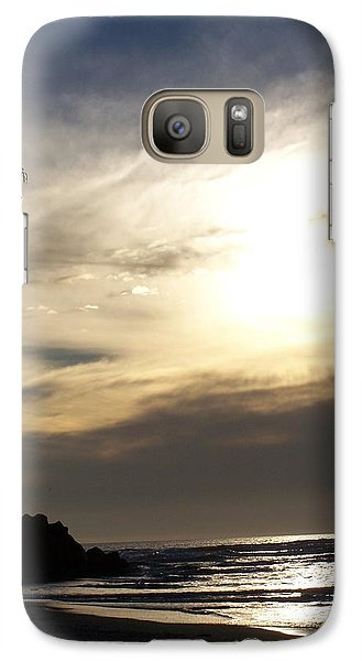Galaxy Case featuring the photograph Reflections by Christine Drake