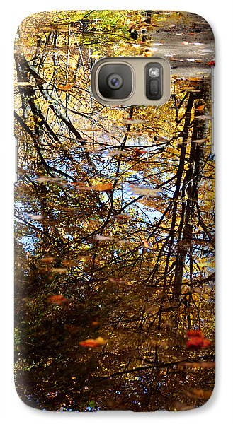 Galaxy Case featuring the photograph Reflections by John Freidenberg