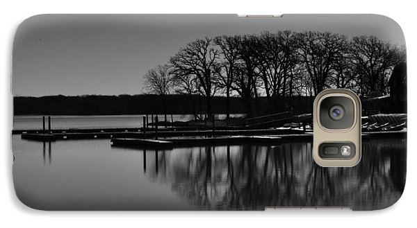Galaxy Case featuring the photograph Reflections Of Water by Miguel Winterpacht