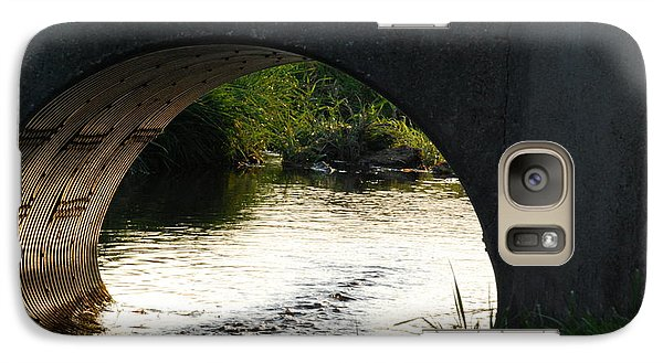 Galaxy Case featuring the photograph Reflections by Ramona Whiteaker