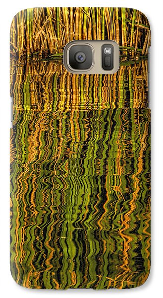 Galaxy Case featuring the photograph Reflections by Rob Graham