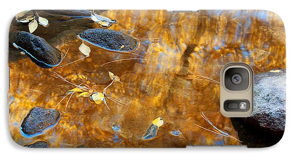 Galaxy Case featuring the photograph The Melting Pot by Jim Garrison