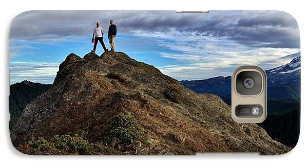 Galaxy Case featuring the photograph Reg 1 by Benjamin Yeager