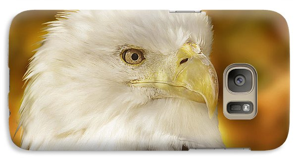 Galaxy Case featuring the photograph Regal Eagle  by Brian Cross