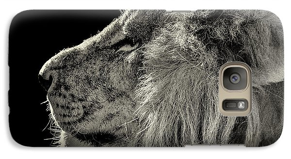 Galaxy Case featuring the photograph Regal by Julie Clements