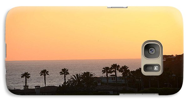 Galaxy Case featuring the photograph Relax by Michael Albright