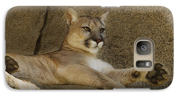 Galaxy Case featuring the photograph Relaxin' by Brian Cross