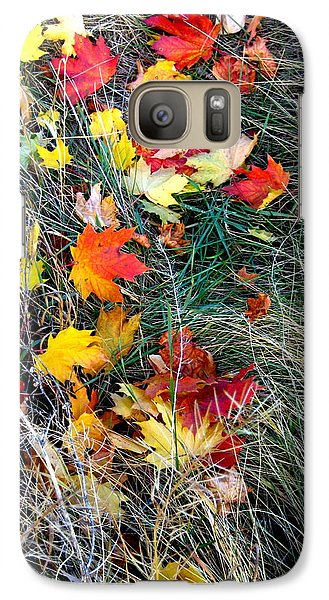 Galaxy Case featuring the photograph Release by Kathy Bassett