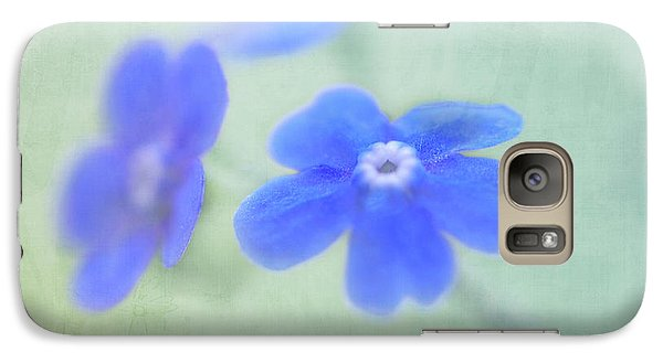 Galaxy Case featuring the photograph Remember Me by Annie Snel