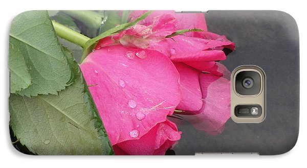 Galaxy Case featuring the photograph Remember by Tiffany Erdman