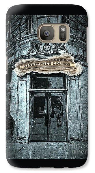 Galaxy Case featuring the photograph Rendezvous Lounge - Lancaster Pa. by Joseph J Stevens
