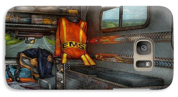 Rescue - Emergency Squad  Galaxy S7 Case