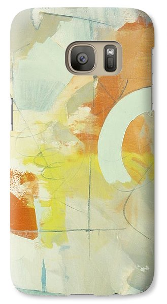 Galaxy Case featuring the painting Resonance  C2012 by Paul Ashby