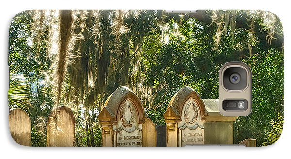 Galaxy Case featuring the photograph Resting by Raymond Earley