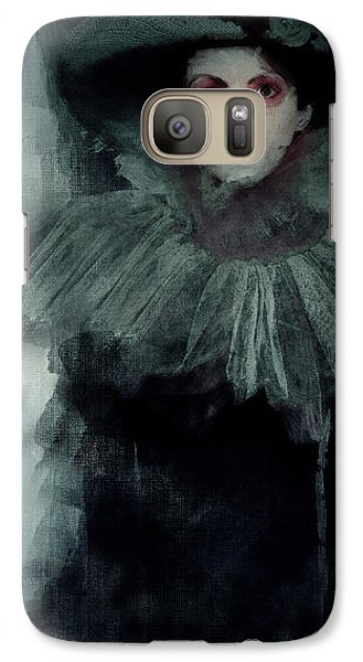 Galaxy Case featuring the digital art Revenant Shade by Galen Valle