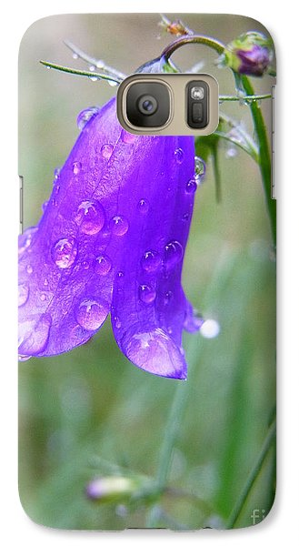 Galaxy Case featuring the photograph Revived by Agnieszka Ledwon
