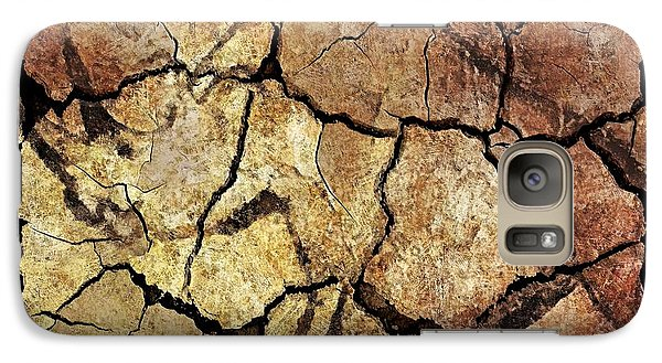 Rhinoceros From Chauve Cave Galaxy S7 Case by Dragica  Micki Fortuna