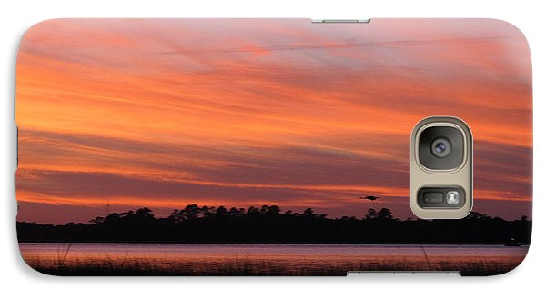 Galaxy Case featuring the photograph Ribbons Delight by Joetta Beauford