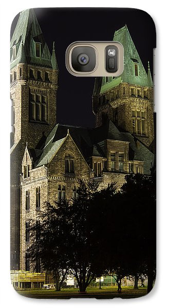 Galaxy Case featuring the photograph Richardson Olmsted Complex From The Lawn by Don Nieman