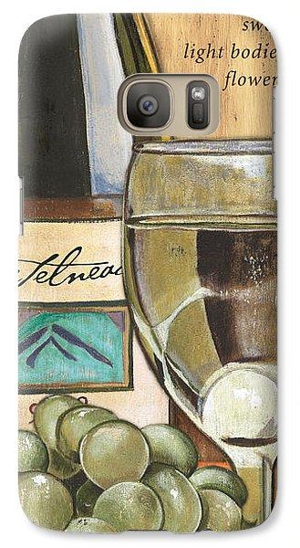 Riesling Galaxy S7 Case by Debbie DeWitt