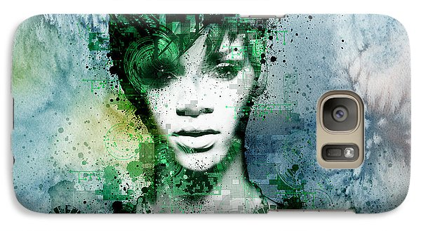 Rihanna 4 Galaxy S7 Case