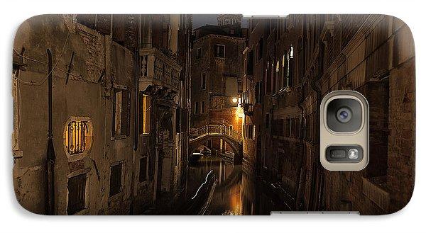 Galaxy Case featuring the photograph Rio Della Verona by Marion Galt