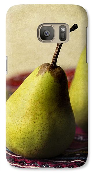 Ripe And Ready Galaxy S7 Case
