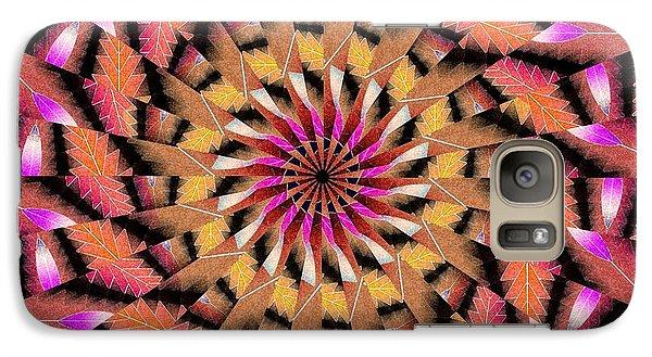 Rippled Source Kaleidoscope Galaxy S7 Case