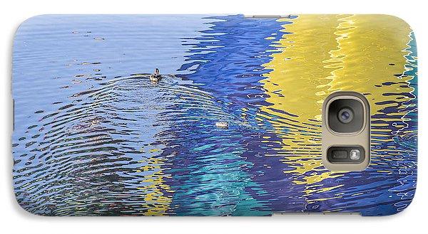 Ripples Galaxy S7 Case by Alex Lapidus