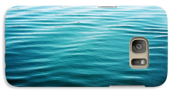 Galaxy Case featuring the photograph Ripples by Sylvia Cook