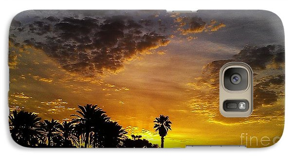 Galaxy Case featuring the photograph Rise by Chris Tarpening