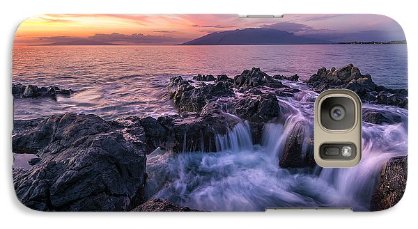 Galaxy Case featuring the photograph Rising Tide by Hawaii  Fine Art Photography