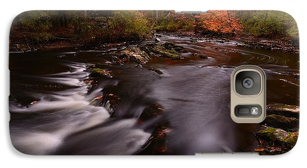 Galaxy Case featuring the photograph River Bend by Paul Noble
