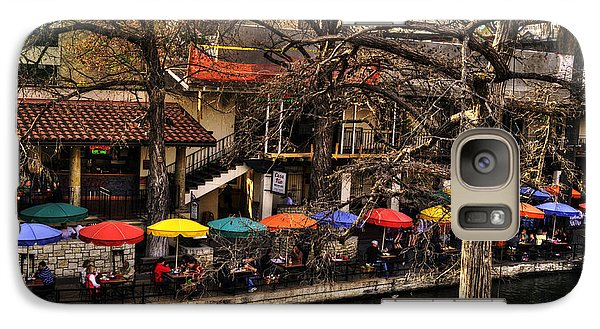 Galaxy Case featuring the photograph Riverview by Deborah Klubertanz
