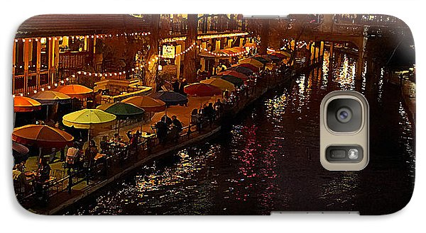 Riverwalk Night Galaxy S7 Case